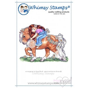 Whimsy stamps - Special Friends