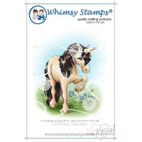 Whimsy stamps - Unicorn Beauty