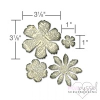 BLACK FRIDAY - DIES - SIZZIX - dainty doily