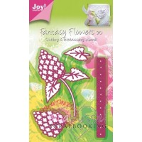 Dies-Joy-Fantasy Flowers 3 D