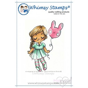 Whimsy stamps - Dragon Party