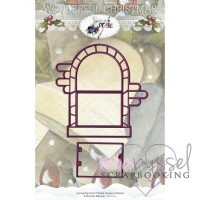 Dies - Precious Marieke - Wonderful Christmas - Door - PM10013