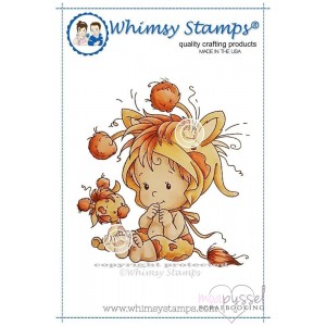 Wee stamps - Amy